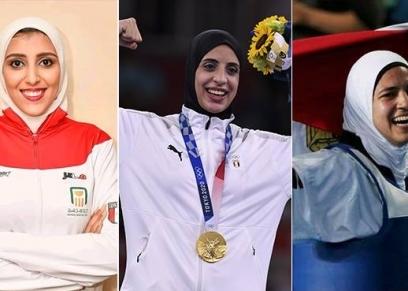 لاعبات مصر في أوليمبياد طوكيو 2020