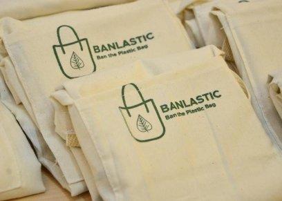 """إحدى منتجات""""بانليستك"""" الصديقة للبيئة"""