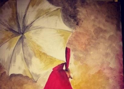 لوحة من رسم سالي