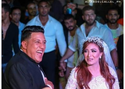 حفل زفاف حمو بيكا