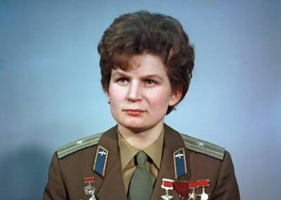 فالنتينا تيريشكوفا