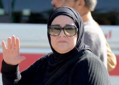الفنانة الراحلة دلال عبد العزيز