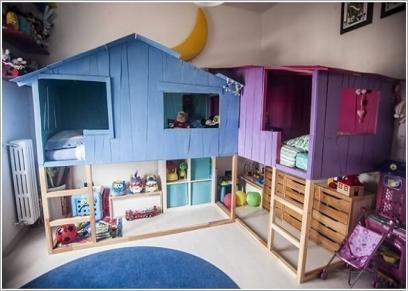 ديكور غرف الأطفال
