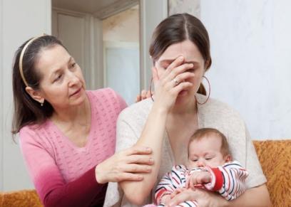 اكتئاب ما بعد الولادة: كلنا لها