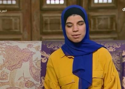 الطالبة سامية عبد الرحمن