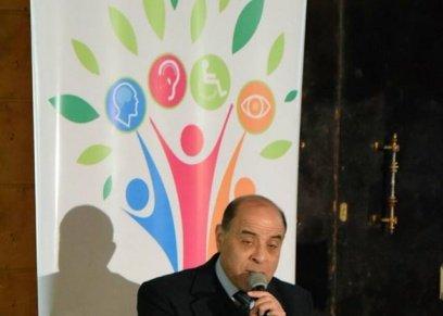 الدكتور أشرف مرعى المشرف العام على المجلس القومي لشئون الإعاقة