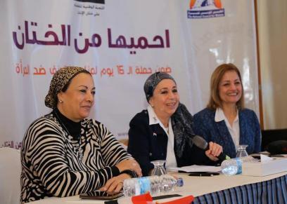 القومي للمرأة ينظم ورشة عمل للواعظات والراهبات وخادمات الكنائس فى إطار حملة