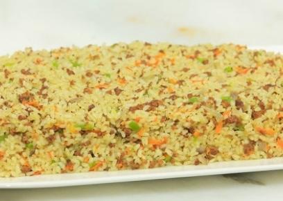 طريقة عمل الأرز باللحمة المفرومة