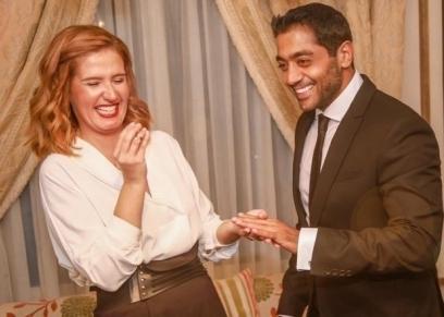 أحمد فلوكس وهنا شيحة