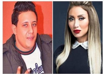 ريهام سعيد وحمو بيكا