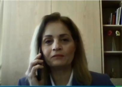 إيزيس محمود حافظ مدير عام التدريب والتوعية بالمجلس القومي للمرأة