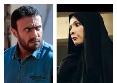 ياسمين عبد العزيز - أحمد العوضي