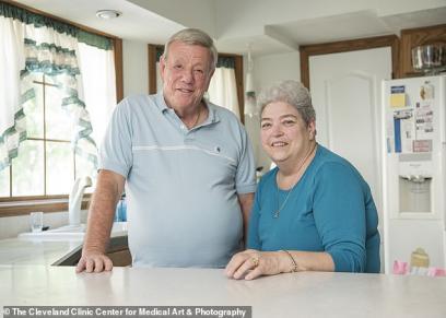 زوجان يصابا سويًا بسرطان الثد