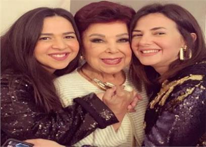 إيمي سمير غانم ورجاء الجداوي
