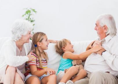 الأجداد والأحفاد