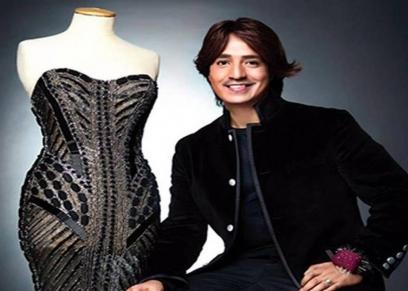 مصمم الأزياء هاني البحيري