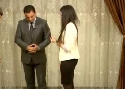 الفتاة الإيزيدية أشواق حجي