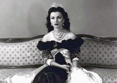 الأميرة فوزية