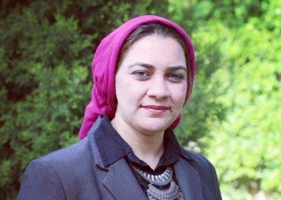 منى الكومي نائب رئيس لجنة المرأة بحزب الوفد