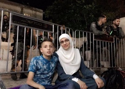 المرابطة الفلسطينية