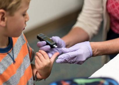 مرض السكر للأطفال