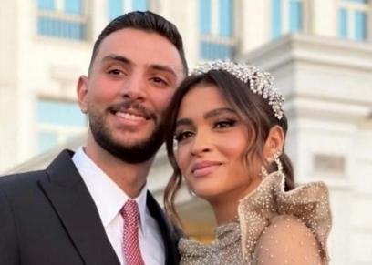 حفل زفاف شدوى عصام الحضري