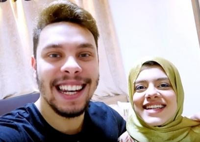 أحمد حسن وزينب