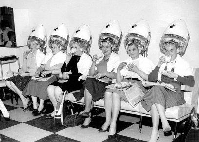 النساء قبل البوتوكس