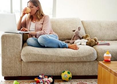 طرق تقليل الجلوس ساعات طويلة خلال العزل