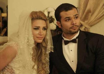 بالصور| القصة الكاملة لطلاق فنان مصري من ملكة جمال سوريا السابقة