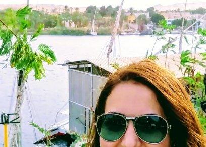 الكاتبة شاهنده سعد