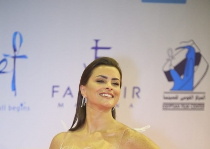 الفنانة نور اللبنانية