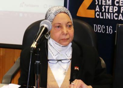 الدكتورة فرحة الشناوي