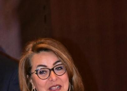 الدكتورة غادة والي
