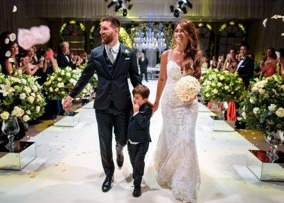 زفاف ميسي وأنتونيلا
