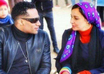 حلا شيحة ومحمد رمضان