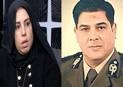 أرملة شهيد كرداسة عامر عبد المقصود