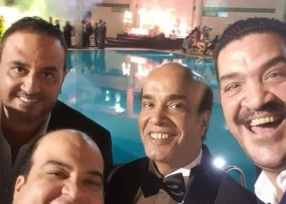 حفل زفاف ابنة سليمان عيد