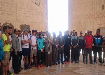ماراثون حملة التحدي عبور مصر