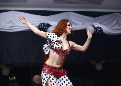 راقصة روسية أوكسانا