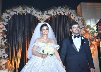 زفاف فرح علي ومحمد عبد المعطي