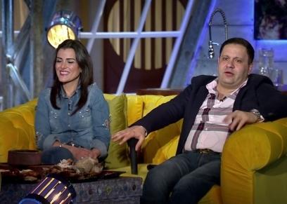 إدوراد وزوجته فيفيان