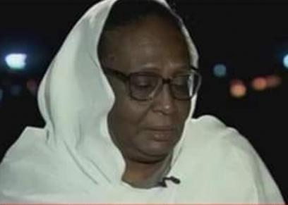 وزيرة الخارجية السودانية أسماء عبدالله