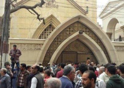 تفجيرات كنيسة طنطا