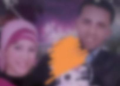 محمد هادي وزوجته