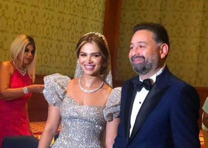 زفاف أمير شاهين