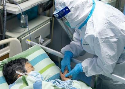 مرضى فيروس كورونا المستجد