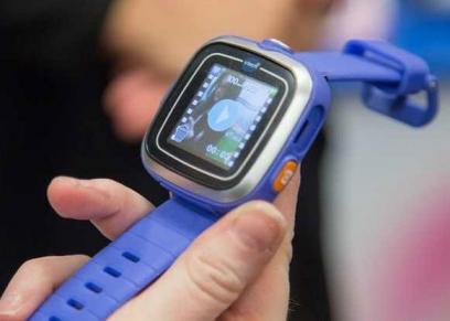 ساعة يد ذكية