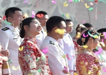 فرح صيني.. صورة أرشيفية