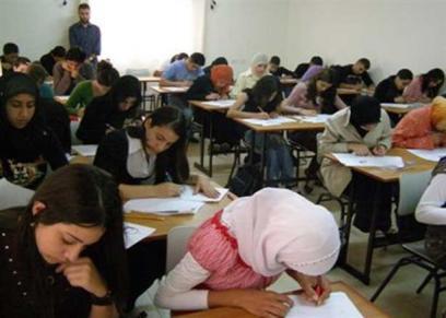 امتحانات المنصورة الاعدادية اليوم تسريب اللغة الانجليزية وتأجيل امتحان الدين